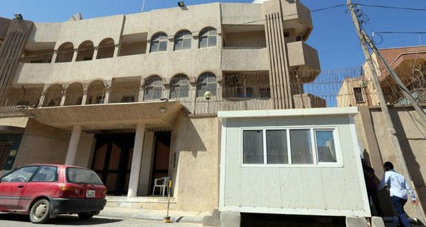 ليبيا: قتيلان في هجوم على سفارة كوريا الجنوبية