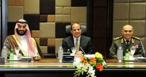 مصر تتفق مع السعودية على تنفيذ مناورة عسكرية استراتيجية