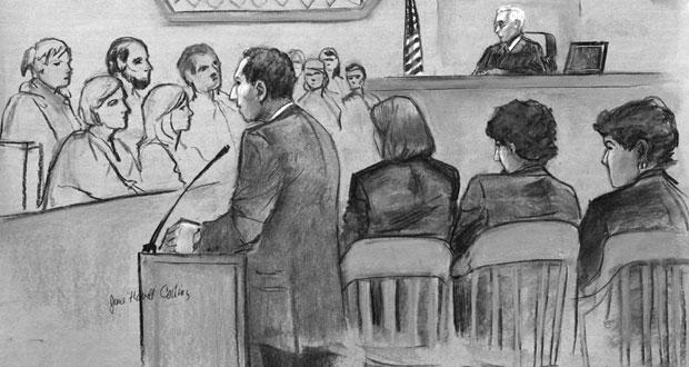 أميركا: عقوبة الإعدام بانتظار قاتل الطلاب المسلمين في (كارولاينا الشمالية)