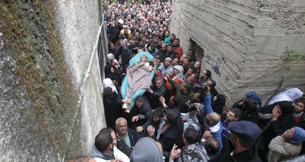 الكشف عن جريمة اغتيال ارتكبها الاحتلال في (بيت امر)