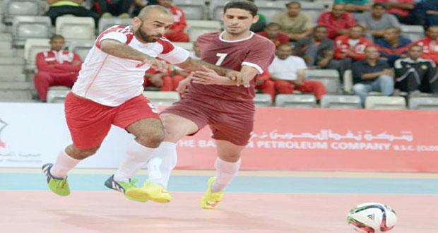 في بطولة الخليج الأولى للإعلام الرياضي: تأهل البحرين والإمارات عن المجموعة الأولى .. وعمان والسعودية للدور قبل النهائي