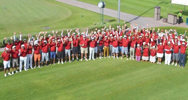 باستضافة ملعب الموج في مسقط إنطلاق فعاليات بطولة زيروكس السابعة عشرة للجولف الجمعة القادم