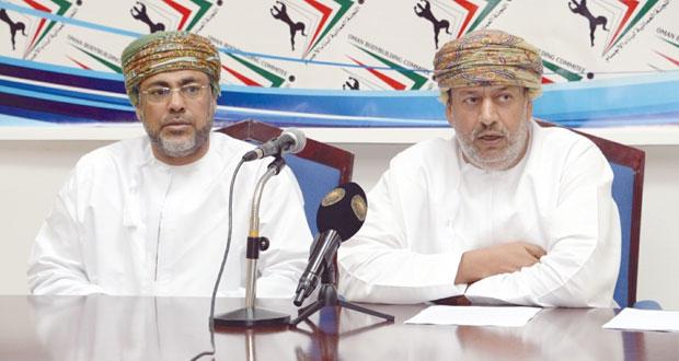 اللجنة العمانية لبناء الأجسام تكشف عن تفاصيل بطولة عمان الثانية عشرة