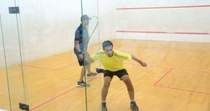 اليوم .. اختتام بطولة عمان المفتوحة الأولى للأسكواش