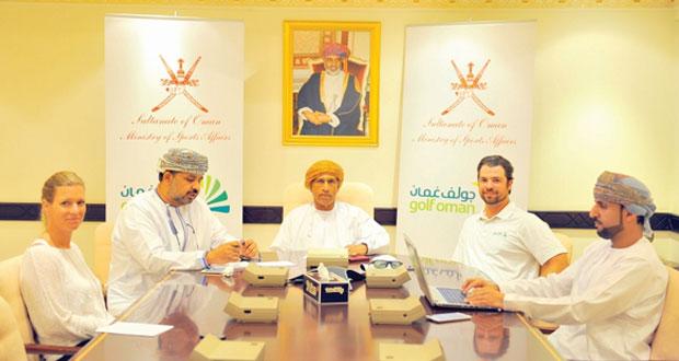 السلطنة جاهزة للمشاركة في بطولة الخليج للجولف بالكويت