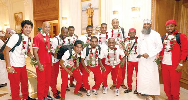 منتخباتنا الوطنية تصل الدوحة استعدادا للمشاركة في البطولة الخليجية الشاطئية
