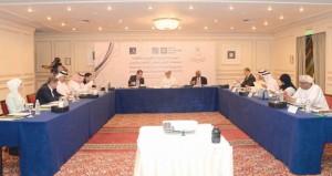 في اجتماع المنظمة الإقليمية لمكافحة المنشطات بدول الخليج العربى واليمن