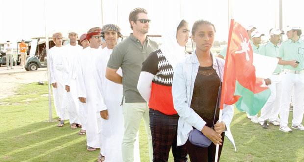 منافسات مثيرة يشهدها اليوم الأول لبطولة الخليج للجولف بالكويت