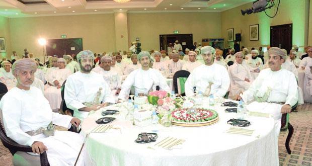 ختام ناجح لفعاليات مؤتمر عمان الرياضي لعام 2015