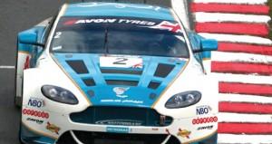 الحارثي يتطلع إلى الأفضل فى السباق الأول لبطولة جي تي البريطانية