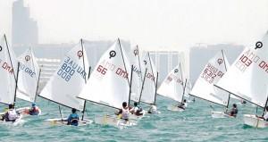 مشروع عُمان للإبحار يختتم مشاركته في البطولة الآسيوية للشراع الحديث للشباب بأبوظبي