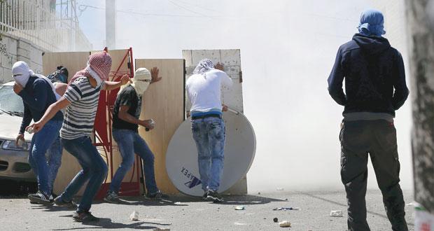 مواجهات بالقدس بعد اغتيال الاحتلال شابا فلسطينيا