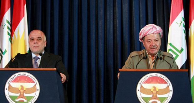 العراق: العبادي يدين تجاوزات (الحشد) بتكريت ويتعهد بمحاسبة المسيئين