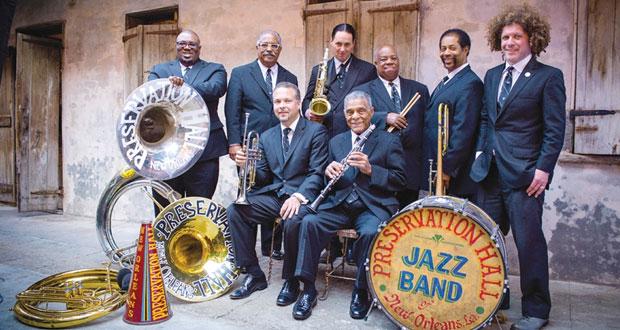 """فرقة """"بريزفيشن هول جاز"""" على مسرح دار الأوبرا السلطانية مسقط .. غدا"""