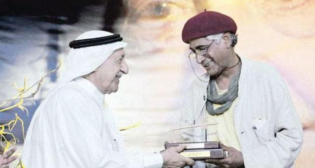 الشاعر زاهر الغافري يشارك في مهرجان بيت الشعر في الدمام