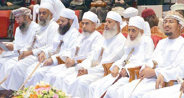 ندوة حول مدرسة الشيخ حمود الصوافي بجامعة السلطان قابوس