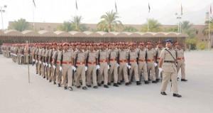 تخريج دفعة جديدة من الجنود المستجدين بالجيش السلطاني العمانــي