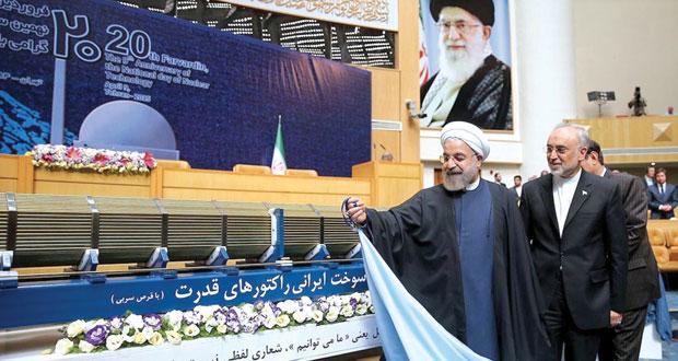 إيران لن توقع اتفاقا نوويا نهائيا قبل رفع كامل العقوبات