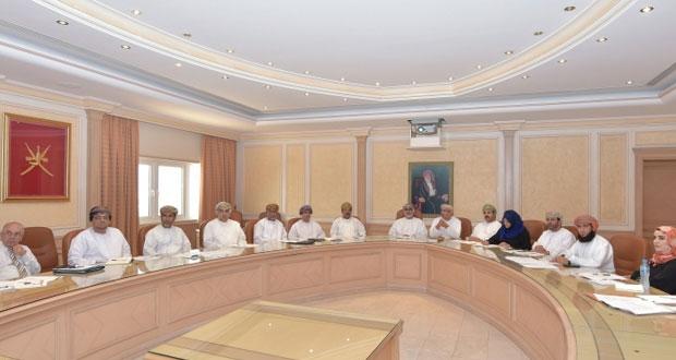 اجتماع اللجنة المركزية لإعداد الخطة الصحية الخمسية التاسعة