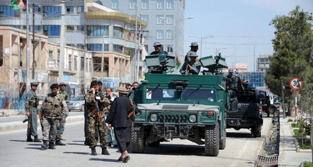 """قتيلان وعشرات الجرحى في هجوم """"طالباني"""" على محكمة بأفغانستان"""