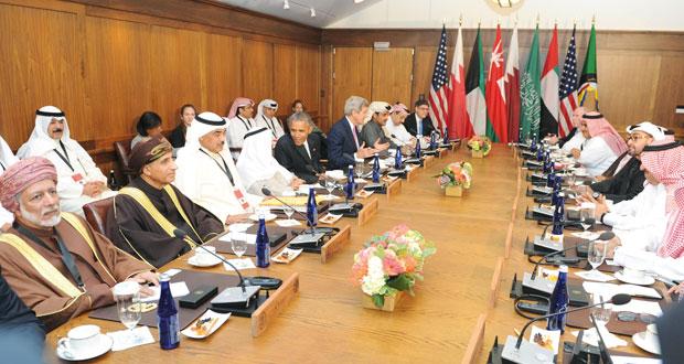كامب ديفيد: تطمينات حول الاستراتيجية الدفاعية ومحاربة الإرهاب والملف الإيراني