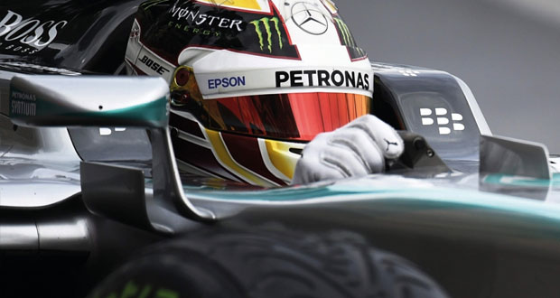 في سباق جائزة موناكو الكبرى هاميلتون يحقق الزمن الأسرع في التجربة الحرة الثانية
