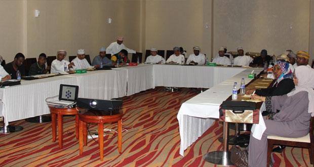 افتتاح أعمال دورة تطوير مهارات إداريي المنتخبات الوطنية والفرق الرياضية