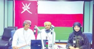 برامج شيقة ومتنوعة في القناة العامة بإذاعة سلطنة عمان