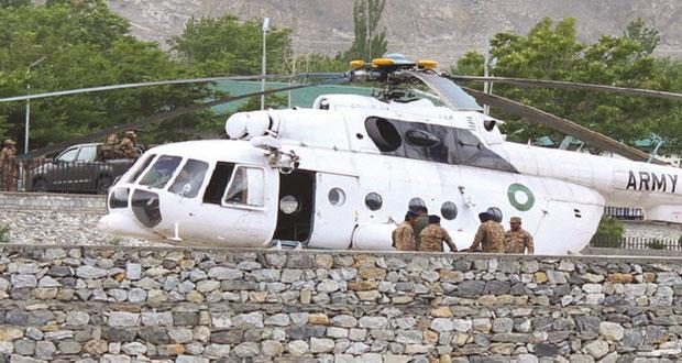 باكستان: مصرع سفيري الفلبين والنرويج في إسقاط مروحية
