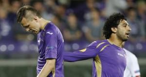 في دوري كأس الاتحاد الأوروبي اشبيلية يجدد فوزه على فيورنتينا وتأهل تاريخي لدنيبرو الى النهائي