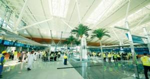 بدء التجارب التشغيلية لمرافق مطار صلالة الجديد