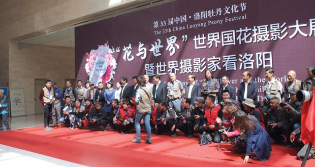 """هيثم الفارسي ينتهي من مشاركته في """"مهرجان الزهور الثقافي بجمهورية الصين"""