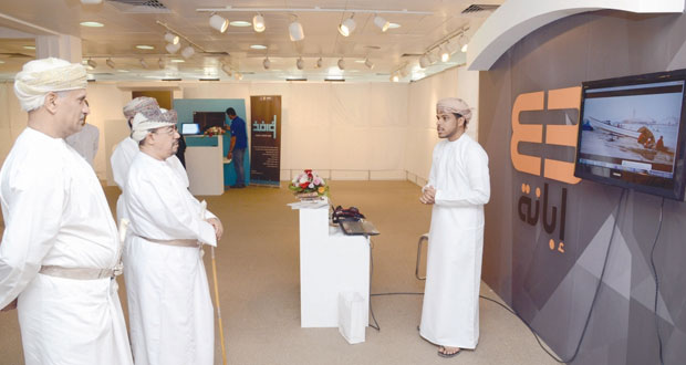 افتتاح ملتقى الإبداع الإعلامي بجامعة السلطان قابوس بعرض بعض المشاريع والأفلام