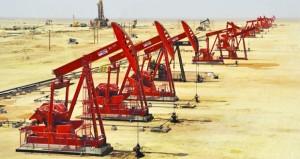 """""""النقد الدولي"""": 287 مليار دولار انخفاضا متوقعا بإيرادات النفط خلال العام الجاري"""