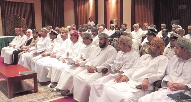 افتتاح حلقتي عمل الأمن والسلامة البحرية وإدارة مصائد أسماك الكنعد