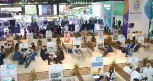 السلطنة تختتم مشاركتها في معرض سوق السفر العربي 2015 بدبي