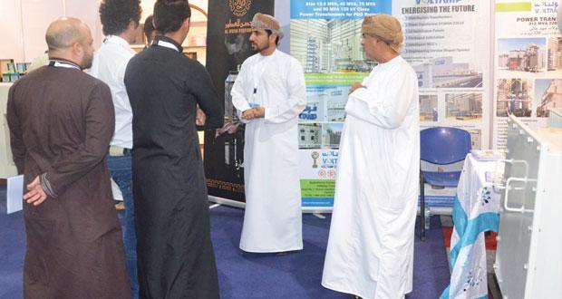 اليوم.. اختتام أعمال معرض المنتجات العمانية (أوبكس 2015) في جدة وسط إقبال واسع من أصحاب الأعمال السعوديين