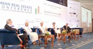 مؤتمر عمان العقاري يناقش جملة من القضايا العقارية والقوانين والحلول الإسكانية البديلة وملف المجمعات السكنية المتكاملة