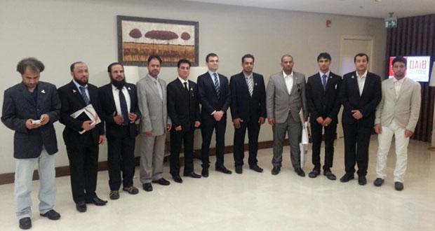 لقاءات ثنائية بين رجال الأعمال العمانيين ونظرائهم الأتراك