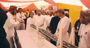 حلقات عمل نقاشية في افتتاح الملتقى الهندسي الثالث بـ (التقنية العليا)