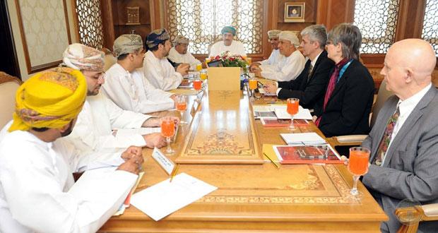 اللجنة الرئيسية لمشروع كلية الأجيال تعقد اجتماعها الثالث لهذا العام