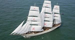 الكشافة والمرشدات تنظم دورة الابحار والمغامرة للكشاف البحري