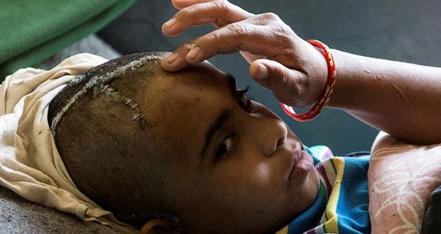 نيبال: تضاؤل الآمال في العثور على ناجين تحت أنقاض الزلزال