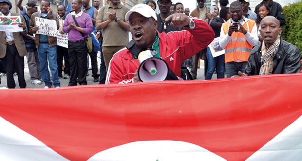 بوروندي: هدنة واطلاق حوار لتخفيف التوتر بين المعارضة والسلطة