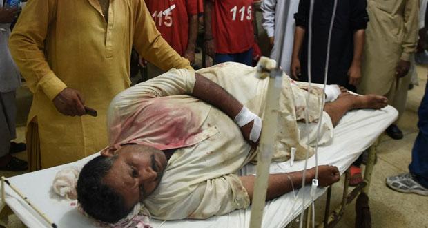 باكستان: 3 قتلى بهجوم على موكب نجل الرئيس