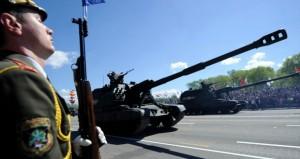 روسيا تُحيي ذكرى النصر على (النازية) باستعراض عسكري ضخم