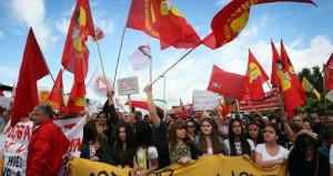 تركيا: مظاهرات حاشدة في ألمانيا خلال زيارة أردوغان