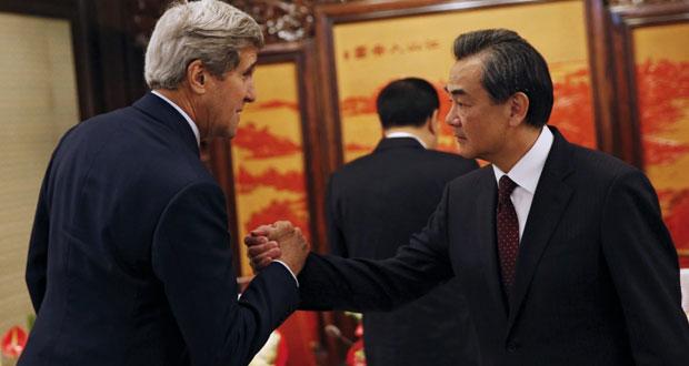 الصين تؤكد على (السيادة) ردا على محاولات الضغط الأميركية بشأن (البحر الجنوبي)
