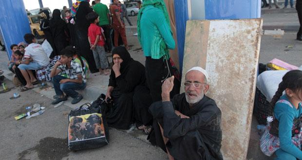 العراق يدعو المجتمع الدولي إلى دعمه في حربه ضد الإرهاب