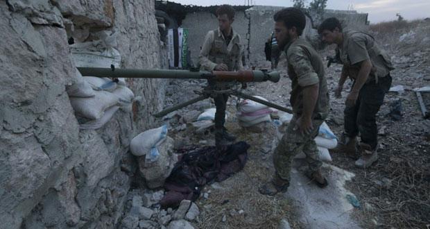سوريا : قذائف الإرهاب تقتل 4 في قصف صاروخي بـ (اللاذقية)